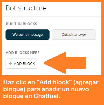Guía sobre Chatbot en Facebook