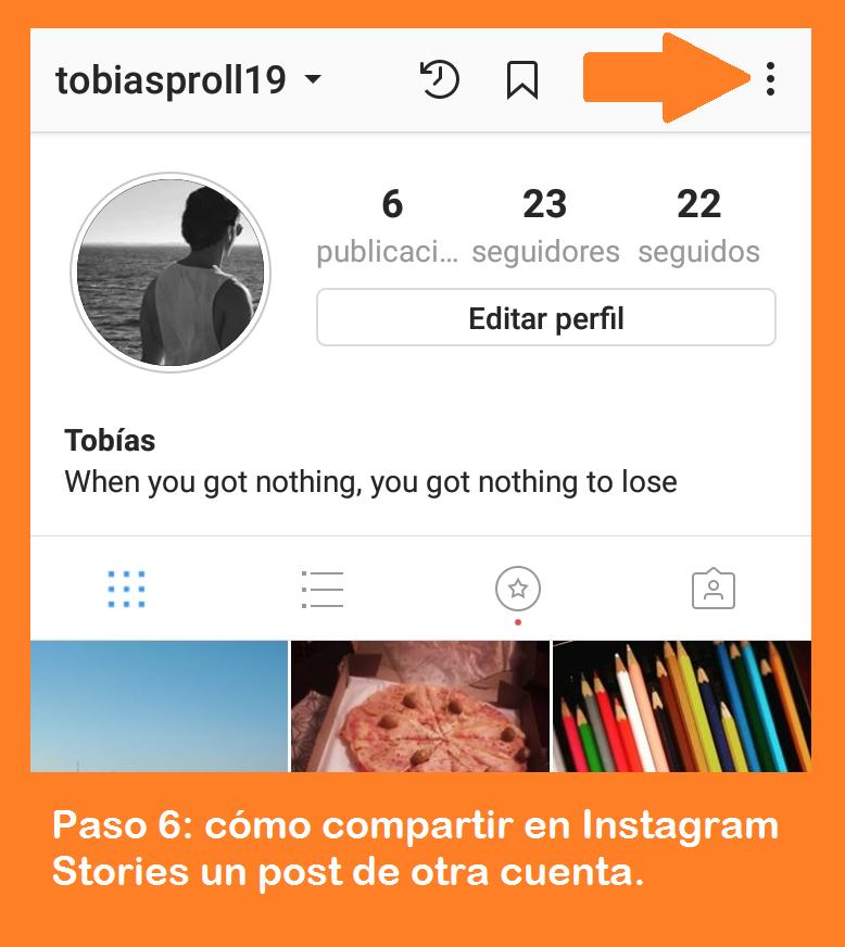 Aprende paso a paso cómo compartir en Instagram un post directamente en tu Story