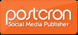 Postcron Social Media Publisher!