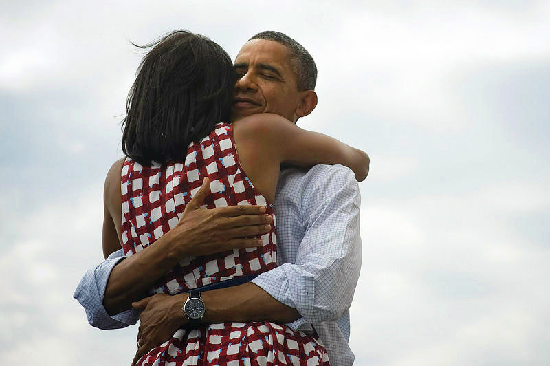 obama-e-sua-esposa