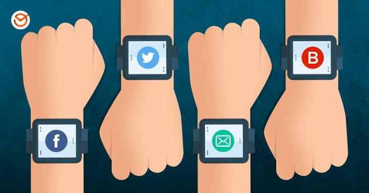 O melhor horário para postar no Facebook, Twitter,enviar emails e fazer blogging