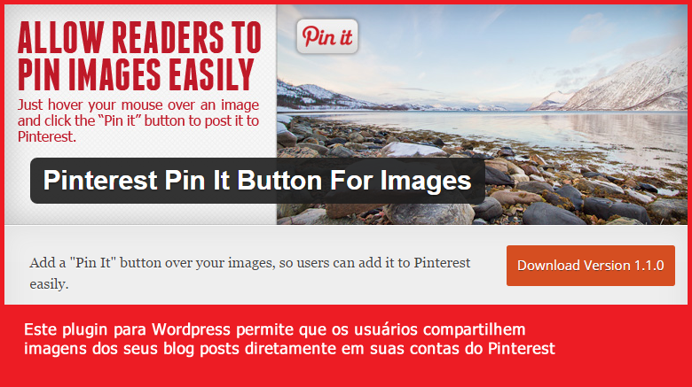 publicar no pinterest - plugin wordpress