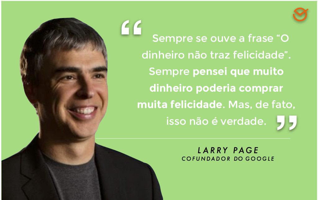 10 Lições De Negócios Do Cofundador Do Google Larry Page