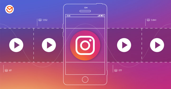 Como fazer o upload de vídeos do Instagram