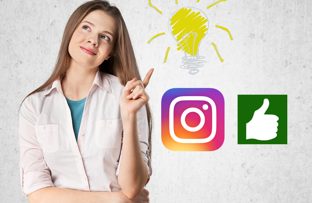 hashtag no instagram