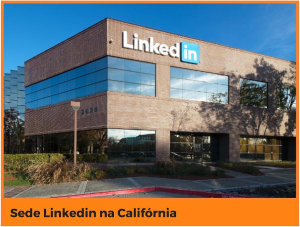 sede Linkedin na Califórnia