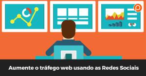 aumentar o tráfego web