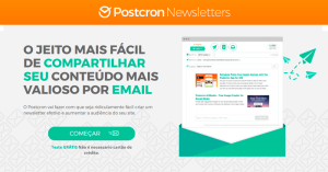 Newsletters Postcron - Email Sender