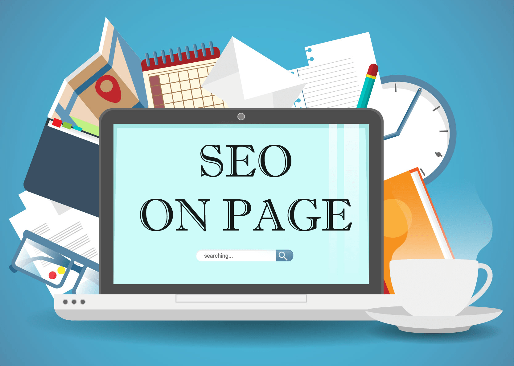 Generate Organic Visits: SEO On Page