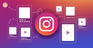criar conteúdo para o Instagram